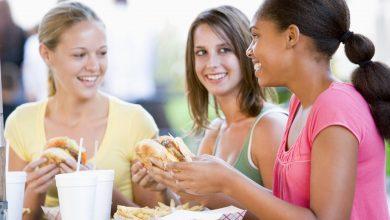 التغذية السليمة والمتوازنة للمراهقين