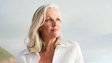 أعراض الشيخوخة عند المرأة
