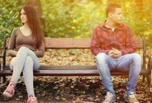 التجاهل دليل على الحب