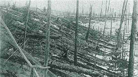 أغرب الانفجارات التي حدثت العالم Tunguska-Explosion.j