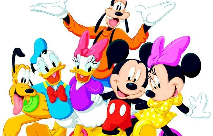 Mickey Mouse Minnie Mouse Cartoon For Kids 14