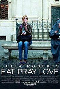 The movie eat pray love